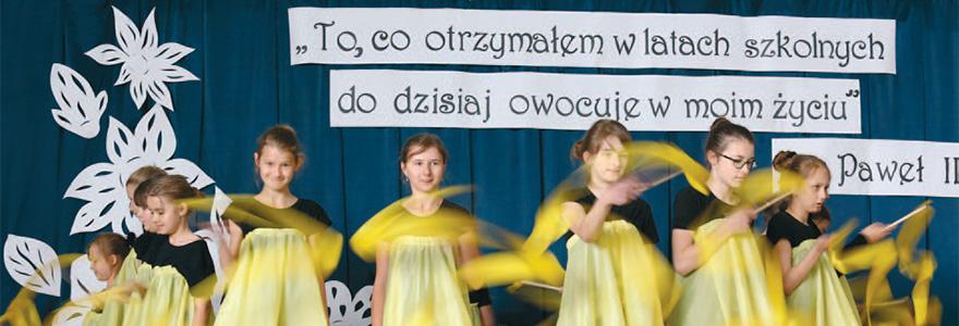Jubileusz 50-lecia Szkoły Podstawowej w Grzebowilku